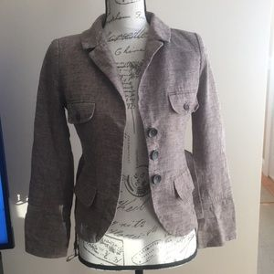 H&M awesome brown jacket
